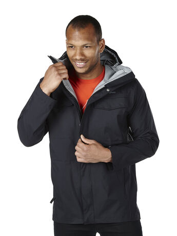 Rowden men's waterproof jacket