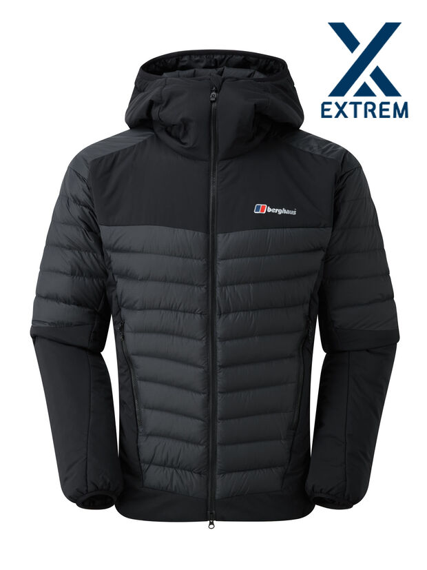 Men's Extrem Ulvetanna Hybrid 2.0 Insulated Jacket