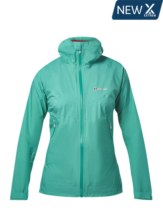 Fastpacking Extrem Women's Waterproof Jacket