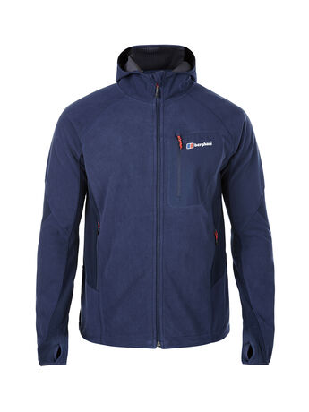 Men's Ben Oss Windproof Hooded Jacket
