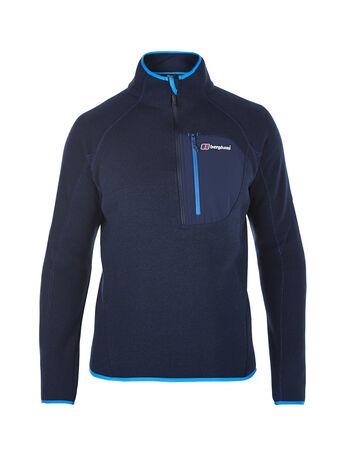Men's Chonzie Fleece Half Zip Fleece Jacket