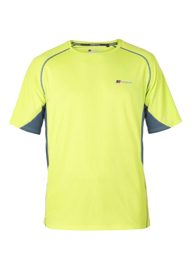 Men's Short Sleeve Crew Neck Tech T-Shirt