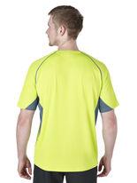 Men's Short Sleeved Crew Neck Tech Tee