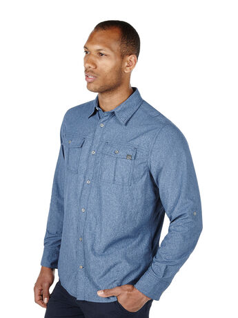 Men's Long Sleeved Ortler Shirt