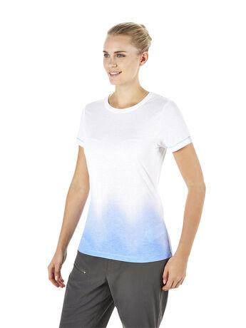 Women's Gradient Print T-Shirt