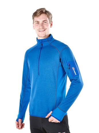 Men's Smoulder III Half-Zip Pullover