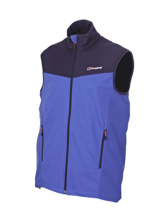 Men's Cadence WINDSTOPPER® Softshell Vest