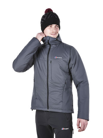 Men's Capucin Insulated Hooded Hydroloft™ Jacket