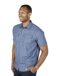 Men's Short Sleeved Ortler Shirt