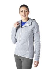 Women's Tyndrum Striped Hooded Jacket