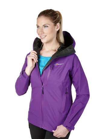 Women's Light Speed Hydroshell Jacket