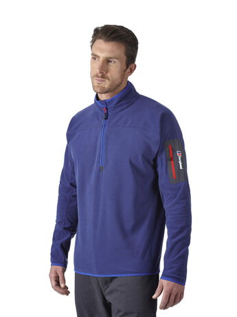 Men's Caudale Fleece Half Zip Fleece Jacket