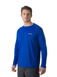 Men's Long Sleeved Crew Neck Tech Tee