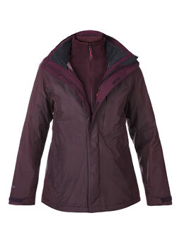 Women's Island Peak 3in1 Jacket