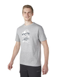 MENS MOUNTAIN GRAPHIC 11 T SHIRT