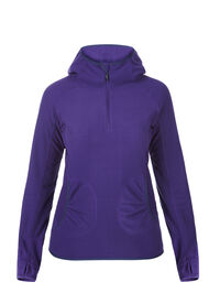Women's Half Zip Prism Micro Fleece