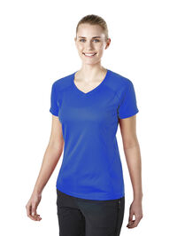 Women's Tech Tee Short Sleeve V Neck