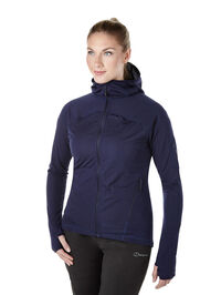 Women's Pravitale Light Hooded Fleece Jacket