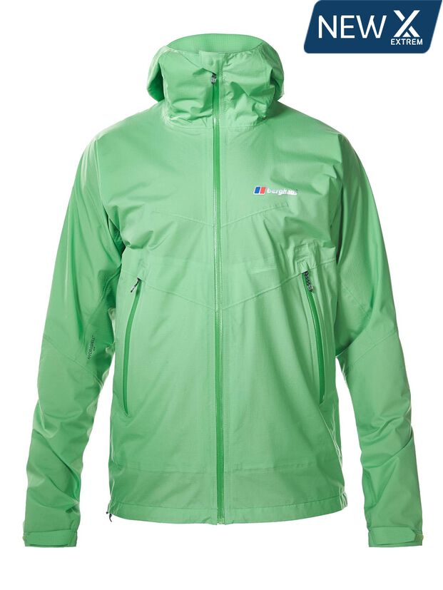 Fastpacking Extrem Men's Waterproof Jacket