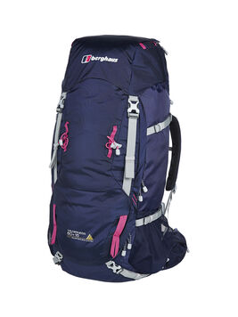 Women's Wilderness 60+15 Rucksack