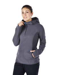 Women's Prism Micro Fleece Half Zip Fleece Jacket