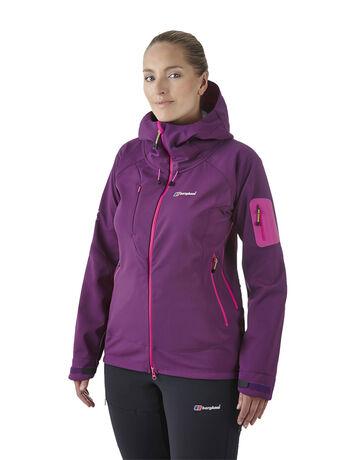 Women's Sanyia WINDSTOPPER® Softshell Jacket