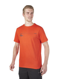 MENS MOUNTAIN GRAPHIC 10 T SHIRT