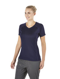 Women's Tech Tee Short Sleeve V Neck