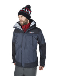 High trails men's waterproof jacket