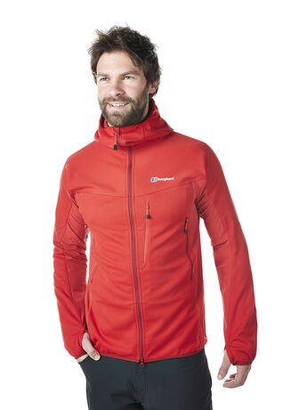 Men's Valparola Softshell Jacket
