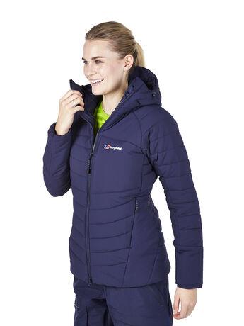 Women's Basteir Hydroloft® Insulated Hooded Jacket