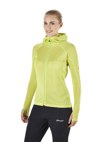 Women's Deverse POLARTEC® Hoody Jacket