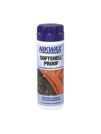 Nikwax® Softshell Proof - 300ml