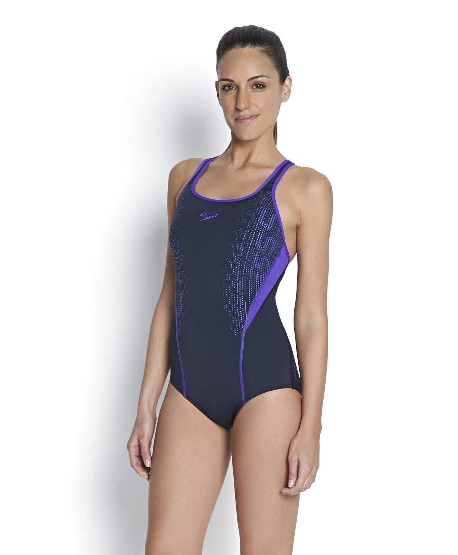 Women's Speedo Fit Kickback Swimsuit
