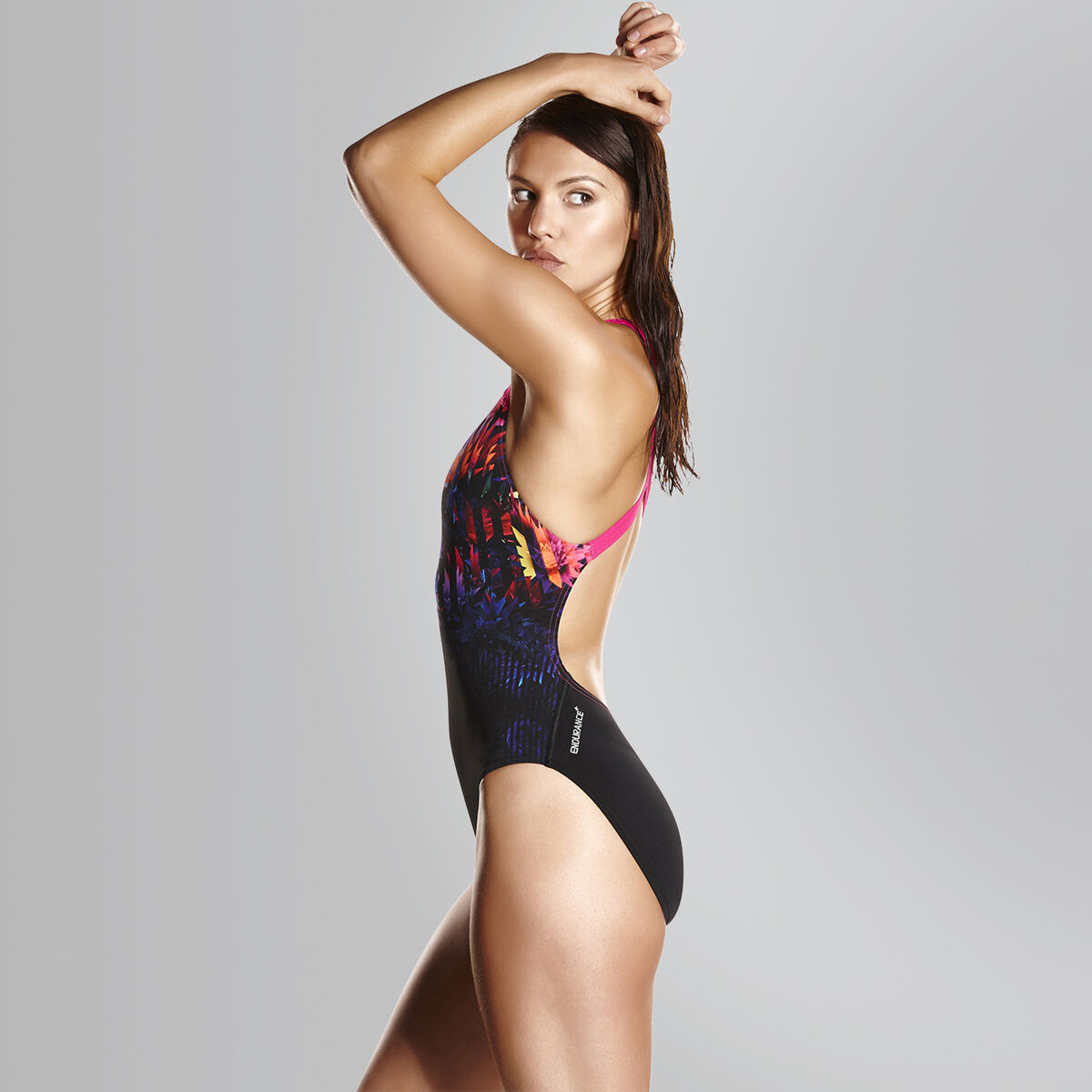 Solar Fizz Powerback Swimsuit