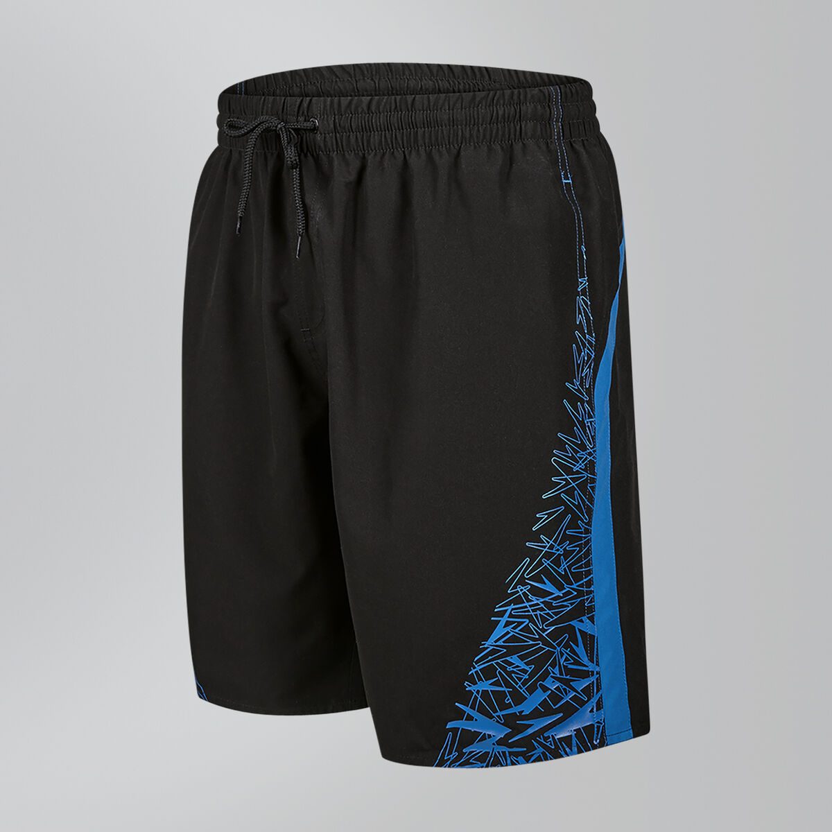 "Boom Yoke Splice 18"" Swim Shorts"