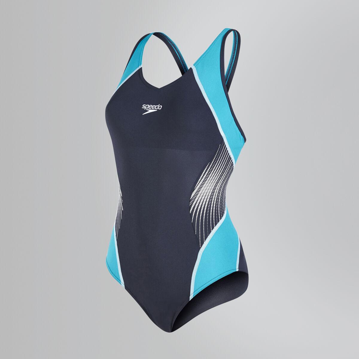 Speedo Fit Muscleback Swimsuit