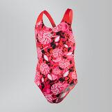 Astro Fizz Splashback Badeanzug mit Allover-Print