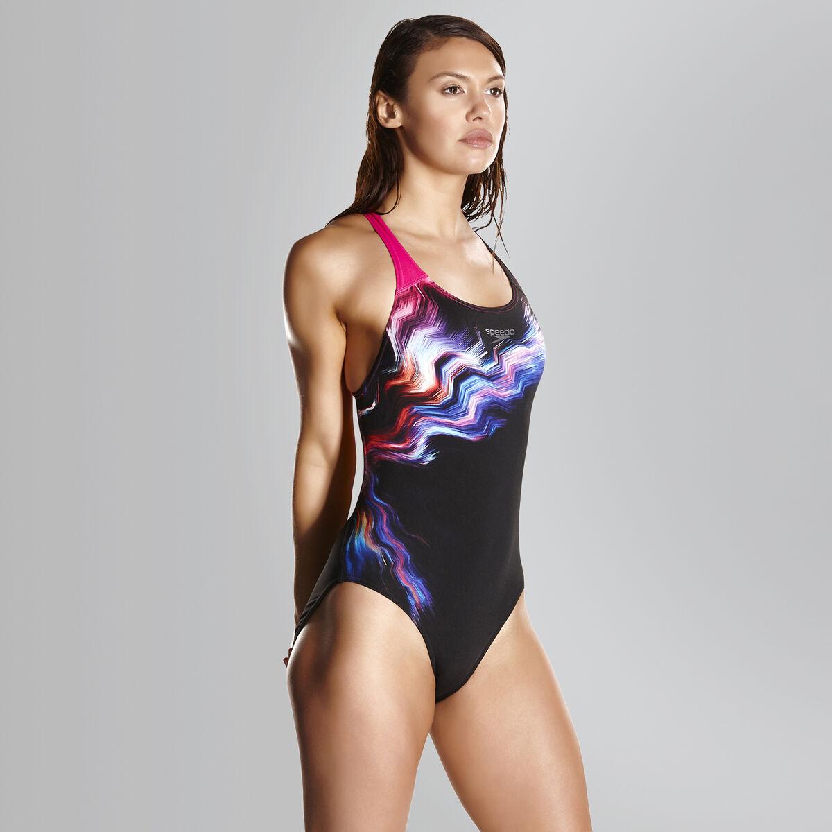 Lunar Vision Powerback Swimsuit