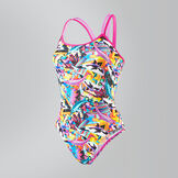 Flipturns Double Crossback Swimsuit