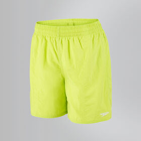 Solid Leisure Swim Shorts