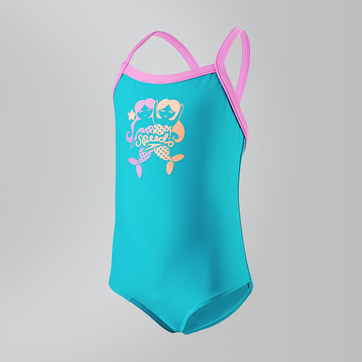 Blowing Bubbles Essential Thinstrap Swimsuit