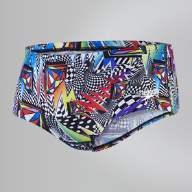 Flipturns Boom Funk 14cm Allover Brief