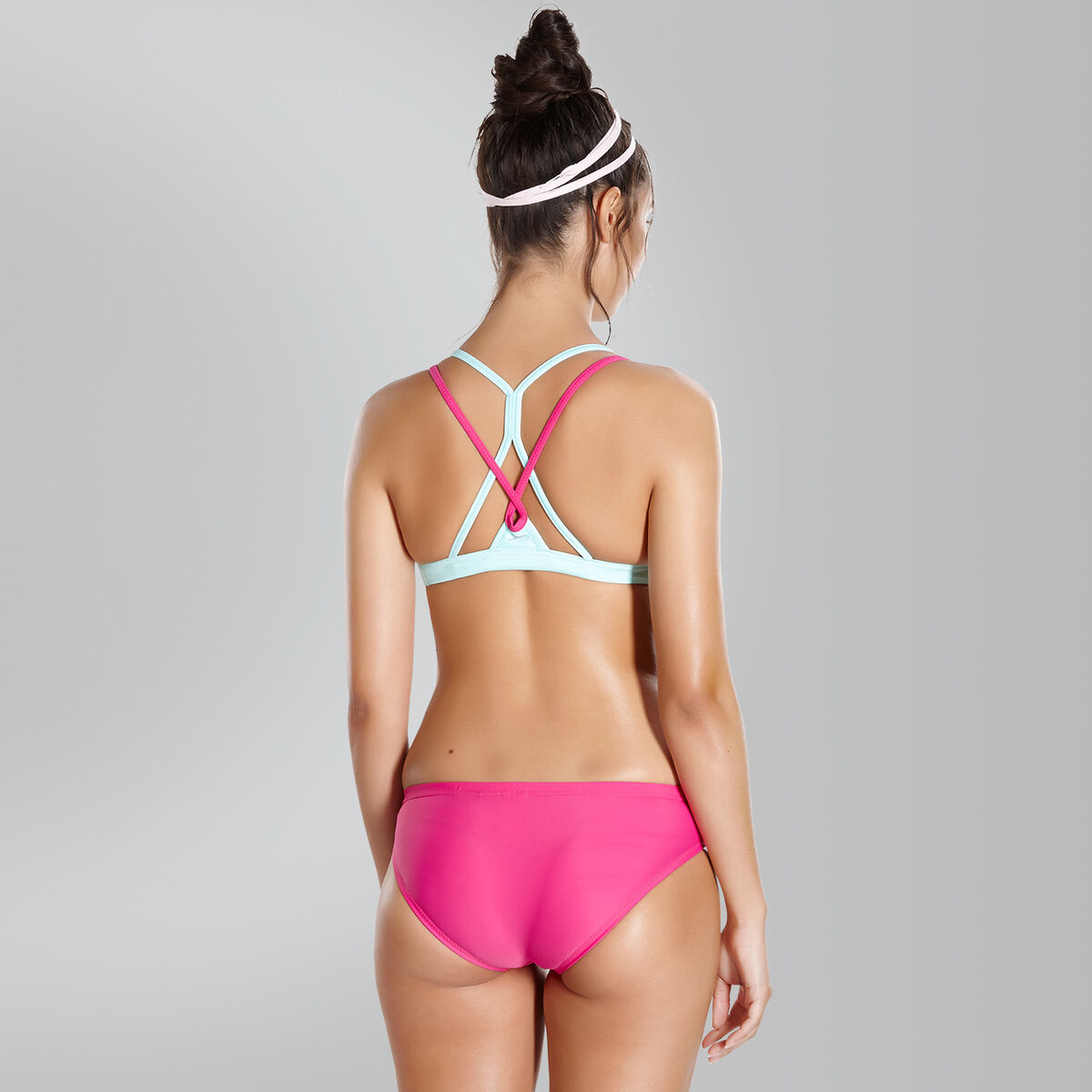 H2O Active Astro Pop Crop Top