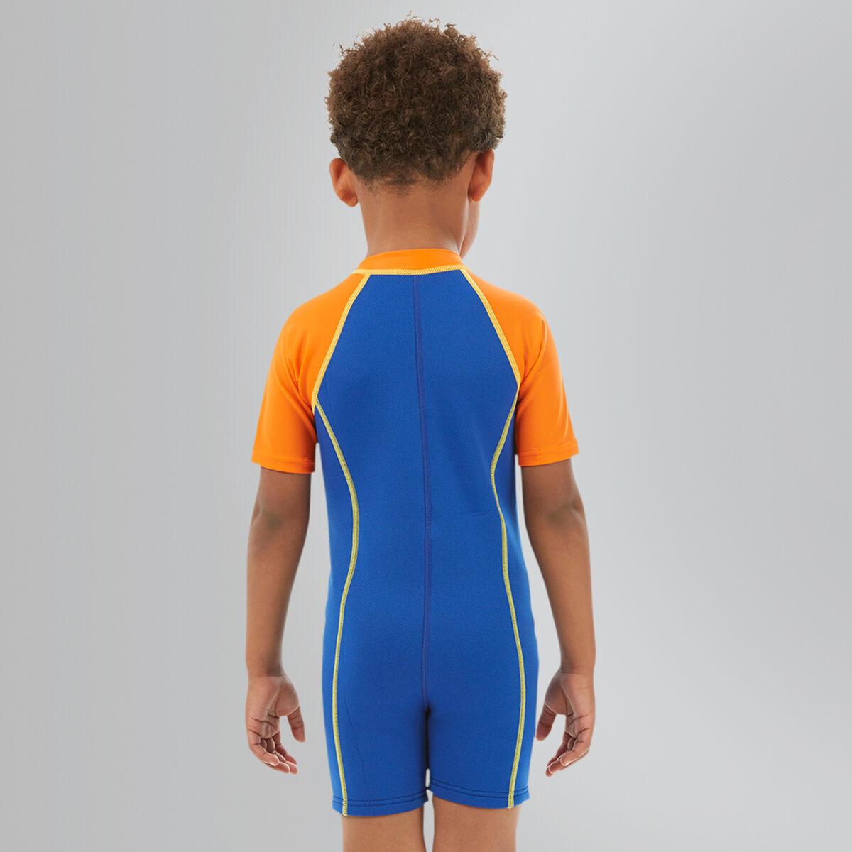 Infant Seasquad Hot Tot Swimsuit