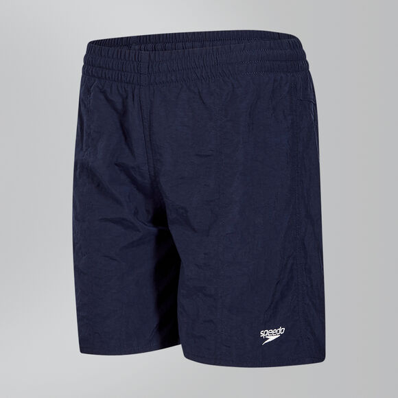 "Solid Leisure 15"" Swim Shorts"