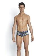Men's Allover Print 14cm Brief
