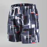 Men's Silverbeach Checked Swim Short