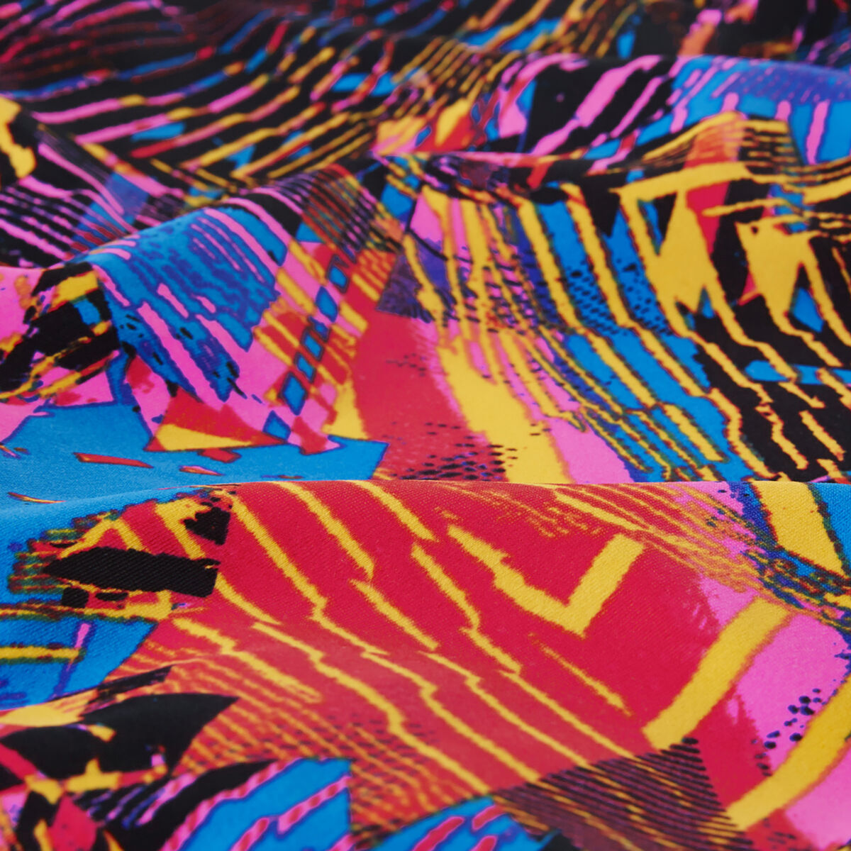 Prismstorm Rippleback Swimsuit