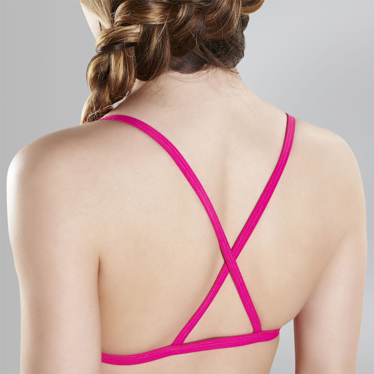 Flipturns Solar Pavola 2 Piece Crossback Swimsuit
